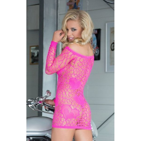 Sweetheart in Neon Pink