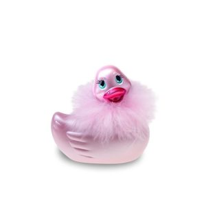 Big Teaze Toys I Rub My Duckie Paris Travel-Size in Rose