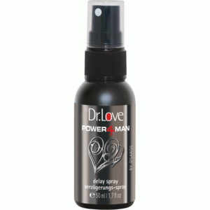 Dr. Love Power4Man Delay Spray 50ml