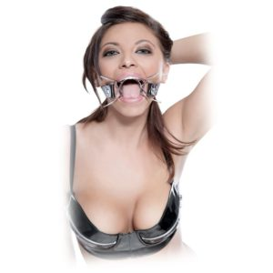 FETISH Fantasy Extreme Spider Gag in Black