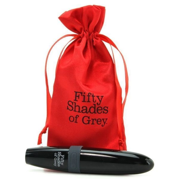 Fifty Shades of Grey Wickedly Tempting USB Rechargeable Clitoral Vibrator