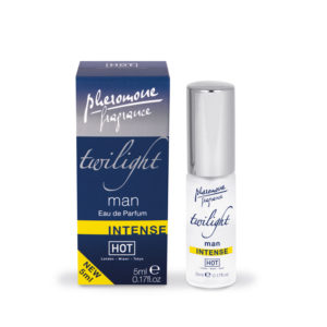 HOT Pheromone Fragrance Twilight Intense Man Eau De Parfum Intense 5ml