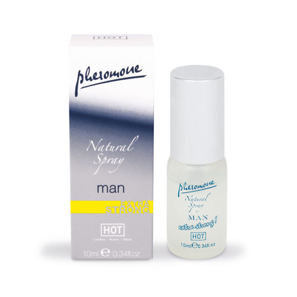 HOT Pheromone Natural Spray Man Extra Strong 10ml