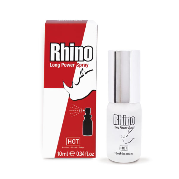HOT Rhino Long Power Delay Spray 10ml