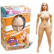Kimmi Lovecok Love Doll with 2 love holes in flesh-2