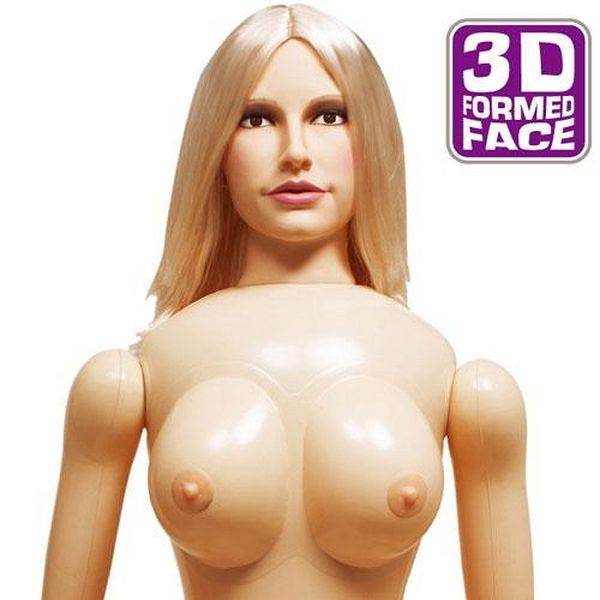 Kimmi Lovecok Love Doll with 2 love holes in flesh-3