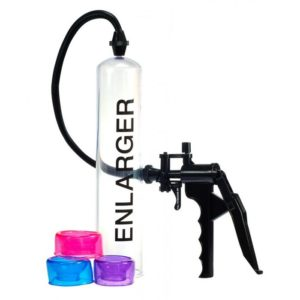 Linx X Factor Penis Pump Transparent