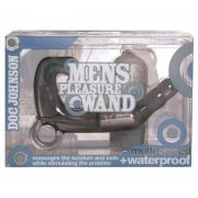 Men's Pleasure Wand in Charcoal-2
