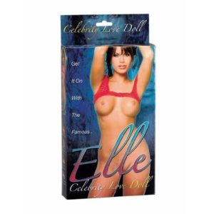 Seven Creations Elle Celebrity Inflatable Love Doll