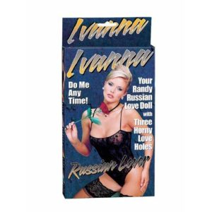 Seven Creations Ivanna Russian Inflatable Lover Doll