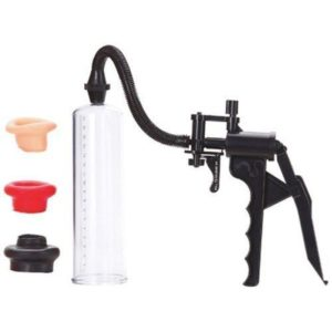 Seven Creations The Perfect Pump Trigger Action Penis Enlarger
