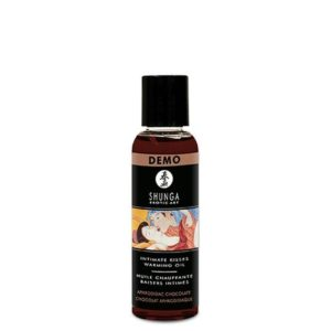 Shunga Intimate Kisses Aphrodisiac Oil in Aphrodisiac Chocolate 60ml