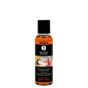 Shunga Intimate Kisses Aphrodisiac Oil in Orange Fantasy 60ml