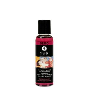 Shunga Intimate Kisses Aphrodisiac Oil in Raspberry Feeling 60ml