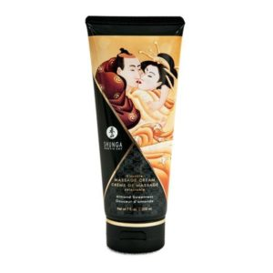 Shunga Kissable Massage Creams 200ml 7fl.oz in Almond Sweetness