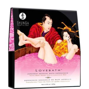Shunga Love Bath in Dragon Fruit