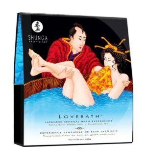 Shunga Love Bath in Ocean Temptation