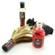 Shunga Tenderness & Passion Collection in Strawberries & Champagne