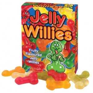 Spencer & Fleetwood Jelly Willies