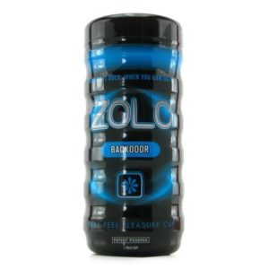 Zolo BackDoor Cup in Blue Male Masturbator