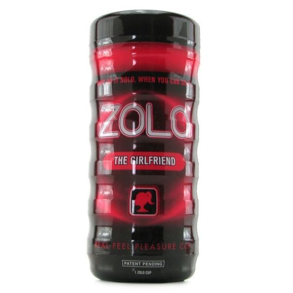 Zolo The Girlfriend Cup in Cerise Male Masturbator