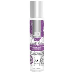 System JO All in One Massage Glide Lavender 30ml