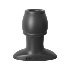 Anal Fantasy Collection Open Wide Tunnel Plug in Black