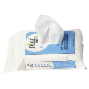 Clean Fleece Wipes 25 Pack