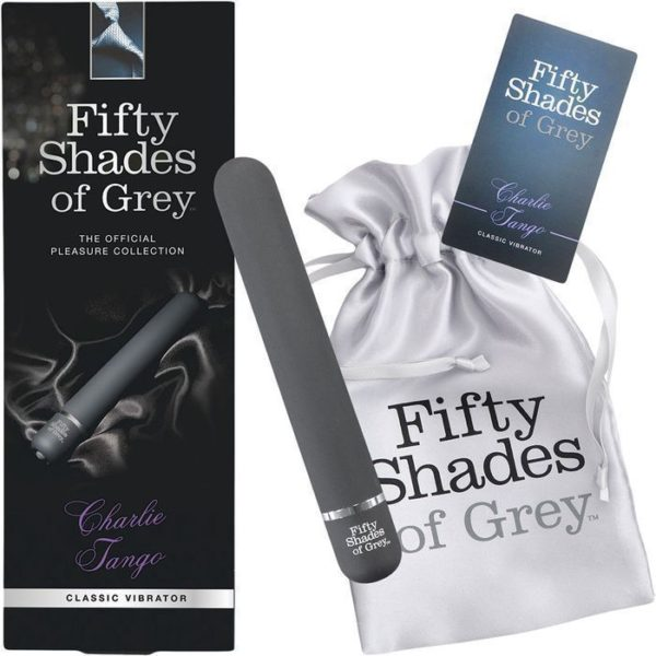 Fifty Shades of Grey Charlie Tango Classic Vibrator