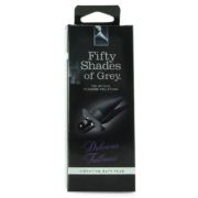 Fifty Shades of Grey Delicius Fullness Vibrating Silicone Butt Plug