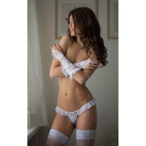G-String 2464 in White