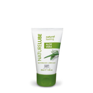 HOT Naturelube Waterbased Aloe Vera 30ml