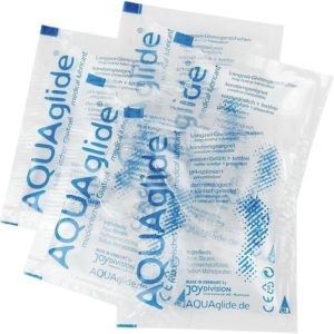 JoyDivision AQUAglide 6 Single Portion Sachets 3ml