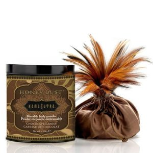 KamaSutra Honey Dust Body Powder Chocolate Caress 226gr