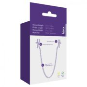 Kinx Squeeze N Please Nipple Chain in Silver
