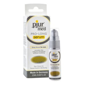 Pjur Med Pro-Long Delay Serum 20ml