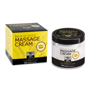 Shiatsu Balm of Magic Massage Cream Pineapple 200ml