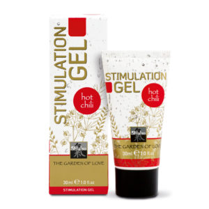 Shiatsu Intimate Moments Intim Stimulation Gel Hot Chili 30ml