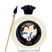 Shunga Edible Body Painting in Vanilla & Chocolate Temptation 100ml