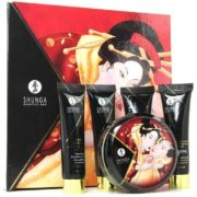 Shunga Geisha's Secret Collection Sparkling in Strawberry Wine