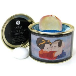 Shunga Oriental Crystals Scented Dead Sea Salt Ocean Breeze 600g 20 oz.
