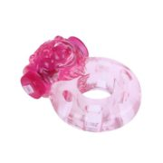 Baile Vibro Ring in Pink
