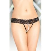 G-String 2381in Black