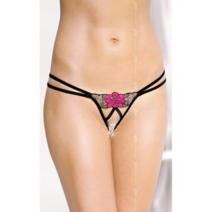 G-String 2448 in Black