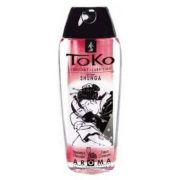 Shunga Toko AROMA Personal Lubricant Strawberry & Champagne 165ml - 5.5oz.