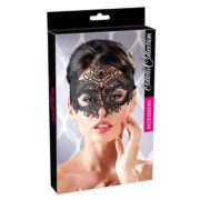 Cottelli Collection Embroidered Mask