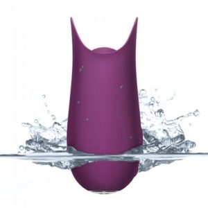 Jimmy Jane Form 5 in Plum Waterproof Rechargeable Vibrator