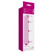 Minx Silencer Vibrator in Pink