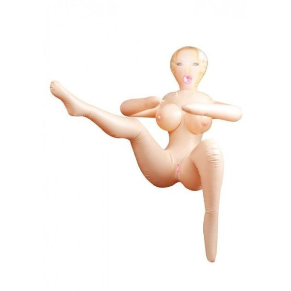 NMC Kelly Carmell Valentine 3 Hole Love Doll Banana Split Position