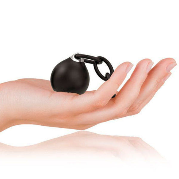 Rocks-Off Lust Linx Ball & Chain Remote Control Vibrating Love Egg